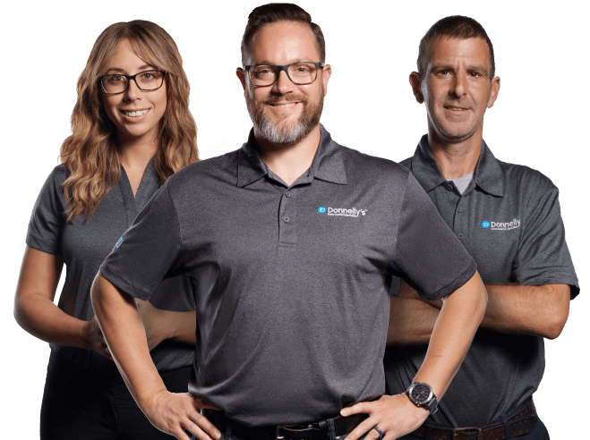 Meet the Donnelly's Team